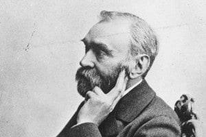Alfred Nobel, ideatore del premio