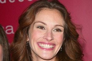 Julia Roberts, protagonista attrice nel film Mona Lisa Smile
