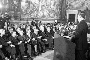 Trattati di Roma: l'anniversario per la traccia di Maturità 2017