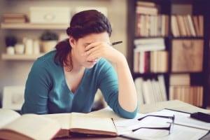 Come superare un blocco mentale nello studio
