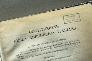 La Costituzione arriva a scuola