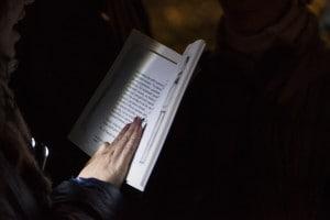 BookCity Milano: un'immagine dalle edizioni passate