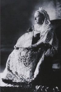 La regina Vittoria
