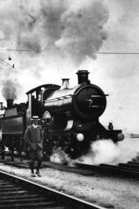Velocità del treno e paesaggio esterno dipendono sempre dal sistema di riferimento considerato