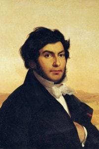 J.F. Champollion, l'uomo che riuscì a decifrare i geroglifici