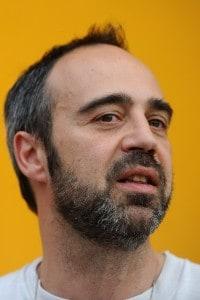 Foto dello scrittore Niccolò Ammaniti