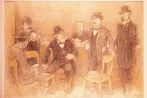 Giosuè Carducci e l'editore Zanichelli