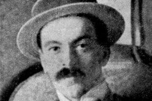 Italo Svevo, uno dei protagonisti della letteratura del '900