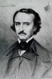 Ritratto di Edgar Allan Poe