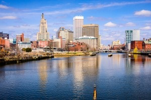 Providence, negli Stati Uniti