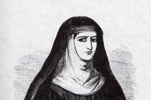 Gertrude, protagonista del capitolo