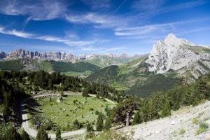 Immagine dei Pirenei