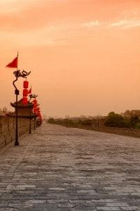 La via della seta, fondamentale per il commercio tra Occidente e Oriente