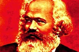 Le teorie sul comunismo di Marx si sviluppano da una feroce critica sociologica ed economica alla società capitalista