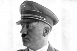 Adolf Hitler, dittarore nazista