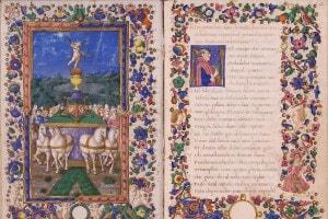Libro di Petrarca