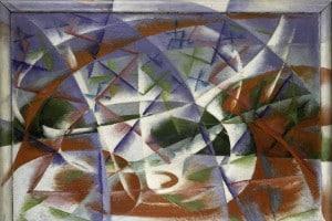 Il futurismo è una delle avanguardie artistiche del '900