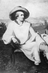 Johan Wolfgang von Goethe (1749 - 1832)