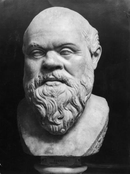 Risultati immagini per Socrate