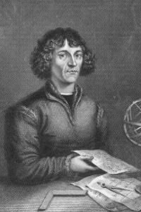 L'opera con cui Niccolò Copernico diede l'avvio alla teoria eliocentrica è il De Revolutionibus Orbium Coelestium