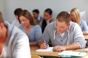 Simulazioni  dei test ingresso universitari