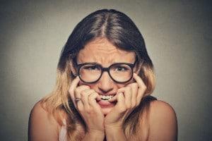 Le cause dell'ansia per gli studenti