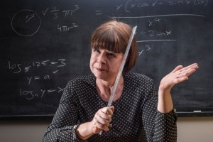 Come evitare spiacevoli situazioni con i prof