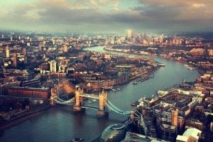 Londra è fra le città più care in cui fare l'Erasmus. La retta universitaria nel Regno Unito può superare gli 11.500€ l'anno.