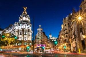 """Madrid è una delle mete più ambite per l'Erasmus. Non solo per le architetture suggestive, per la vita notturna e per l'utilità della lingua spagnola sul lavoro, ma perché il costo della vita è davvero """"a misura di studente"""""""
