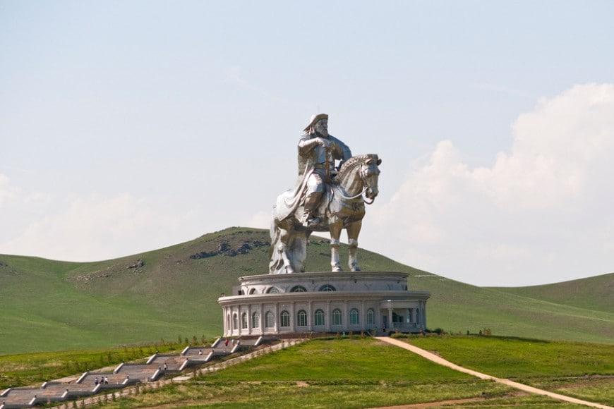 Statua di Gengis Khan