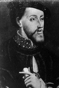 Ritratto di Carlo V a cura della scuola fiamminga