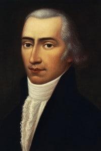 Il conte Monaldo Leopardi, padre di Giacomo.