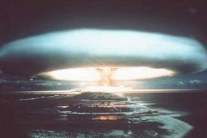 Tesina di terza media sulla bomba atomica