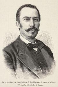 Ritratto di Giovanni Giolitti