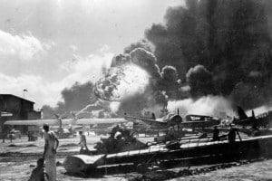 L'attacco a Pearl Harbor