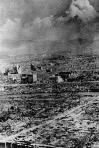 Gli effetti della bomba atomica