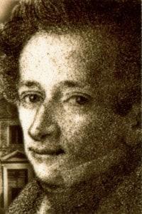 Ritratto di Giacomo Leopardi a cura di Lolli