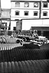 Industria Pirelli durante la Prima Guerra Mondiale