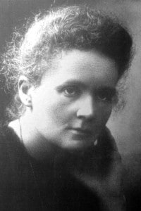 Marie Curie (1867 – 1934)