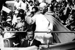 Giovanni Paolo II in Messico