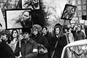 Manifestazione contro la guerra del Vietnam