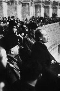 Mussolini e la Marcia su Roma