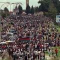 Festa per la liberazione dal carcere di Mandela