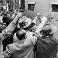 I militanti anti-aparthied arrestati nel 1956