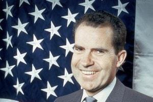 Richard Nixon: 37° presidente degli Stati Uniti d'America dal 1969 al 1974