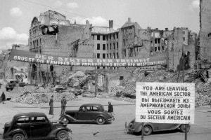 Il blocco di Berlino