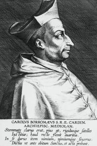 Ritratto di Carlo Borromeo