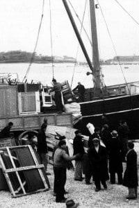 L'esodo dei profughi istriani cacciati da Pola il 7 febbraio 1947