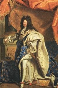 Luigi XIV, il sovrano cui si collega per antonomasia il concetto di assolutismo monarchico