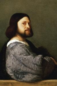 Ritratto di Ludovico Ariosto, autore dell'Orlando Furioso
